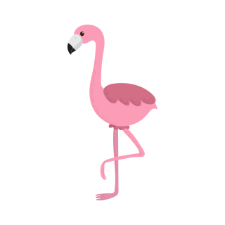 th flamingo