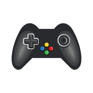 th video game controller